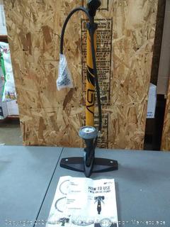 GV twin valve pump(scratch on pump handle)
