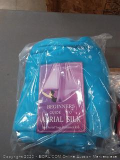 beginner's guide to Aerial Silk aerial yoga hammock kit