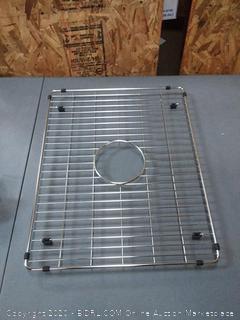 Elkay stainless steel 21 - 1/4 in x 16 - 9/16 in X 1 - 3/8 in Bottom Grill