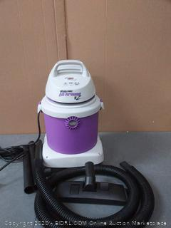 Shop-Vac all around EZ portable wall mounted wet-dry utility vacuum pink