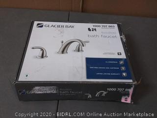 Glacier Bay Brushed Nickel Bath Faucet Builders 2 Handle