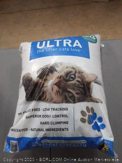 Dr. Elsey's 40 lb Ultra Litter - Urban Tails Pet Supply(bag ripped but resealed)