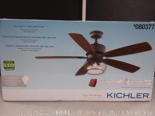 Kichler 52 in ceiling fan