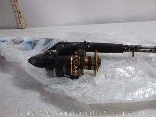PENN Battle II Spinning Fishing Rod and Reel Combo (online $133)
