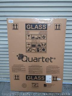 4 foot by 3 foot glass whiteboard (online $154)