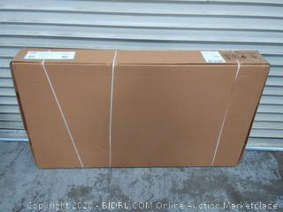 Keter Eden 70 Gallon Storage Bench Deck Box for Patio Decor and Outdoor Seating, Brown/Brown(Factory Sealed) COME PREVIEW!!!! (online $105)