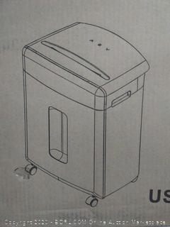 Bonsai 12-sheet high-security micro-cut Shredder(Factory Sealed/Box Damage) COME PREVIEW!!!!! (online $92)