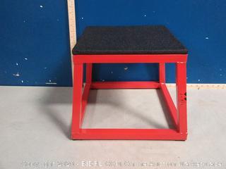 "Plyometric Box for Training & CrossFit 12"""