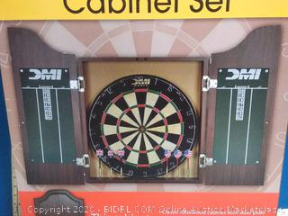 DMI Darts CABSETRW Deluxe Dartboard Rosewood Finish Cabinet(Factory Sealed)COME PREVIEW!!!!!