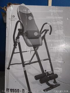 body Vision inversion table(Factory Sealed/Box Damage) COME PREVIEW!!!!! (online $147)