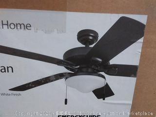 Honeywell 52 in ceiling fan Bronze finish(Factory Sealed)COME PREVIEW!!!!! (online $140)