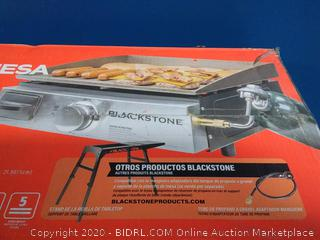 Blackstone 17 inch table top griddle(Factory Sealed)COME PREVIEW!!!!! (online $94)