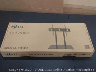 wali tabletop TV stand
