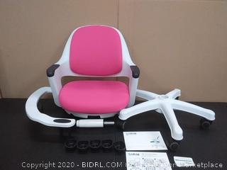 sit right Robo pink office chair