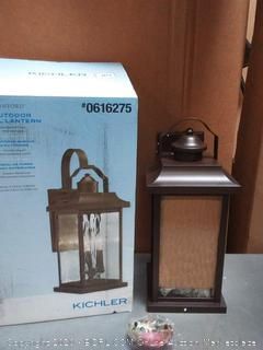 Linford outdoor wall Lantern