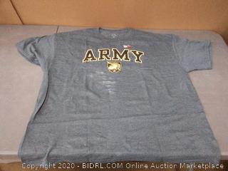Army t-shirt extra extra large Gray