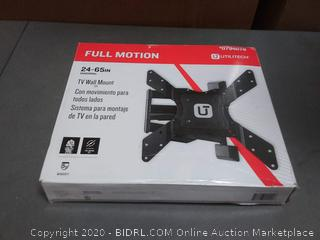 Utilitech Full Motion Wall TV Mount (Hardware Included) at Lowes.com