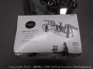 project Source bathroom faucet