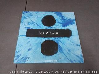 Ed Sheeran divide record