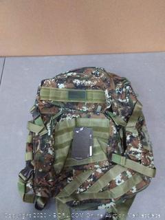 EastWest Elite Gear Hauler Backpack Tactical 3-Day Survival Pack