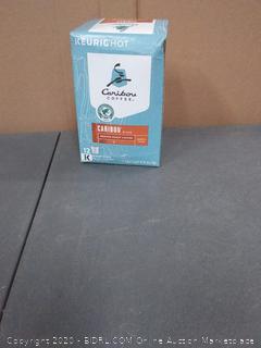 Caribou Coffee Caribou blend medium roast 12 K-Cup pods