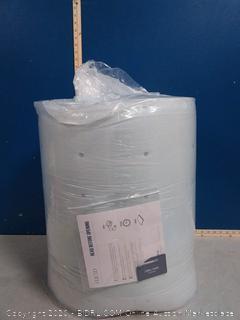 Lucid gel memory foam mattress topper 4-inch King (online $119)