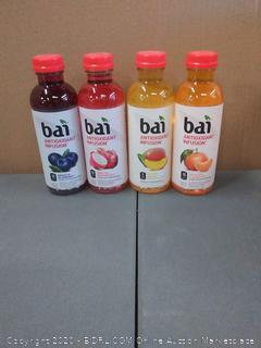 Bai antioxidant infusion blueberry dragon fruit mango Clementine 4 pack
