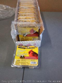 bird blind high energy bird suet cakes 12 cakes