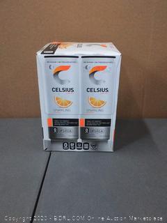 Celsius Orange Energy Drink - 4 cans 889392000412 | eBay