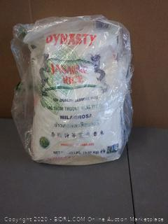 Dynasty jasmine rice 20 lb