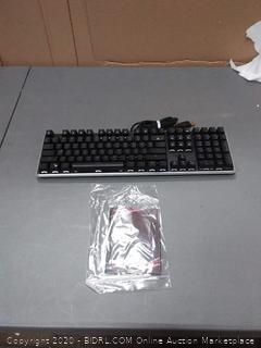 rosewill neon mechanical gaming keyboard