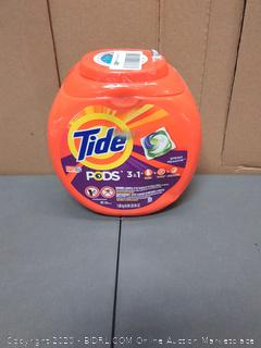Tide Pods Spring Meadow™ Laundry Detergent -- 81 Pods | King