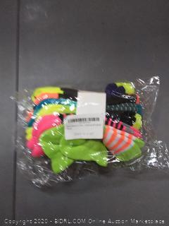 12 pair women's multi colored socks ronnox