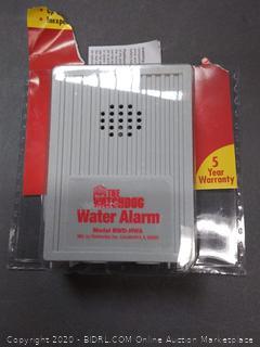 the Watchdog water alarm