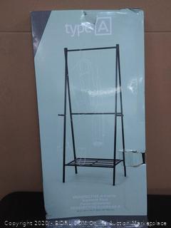 Taipei prospective A-frame garment rack