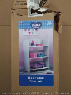 Delta children bookcase 3 to 6 years