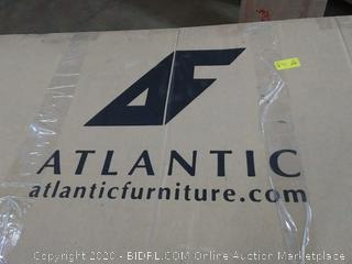 Atlantic Furniture Madison headboard twin gray