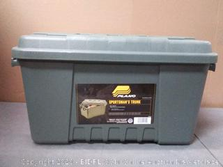 Plano 56 quart Sportsman trunk