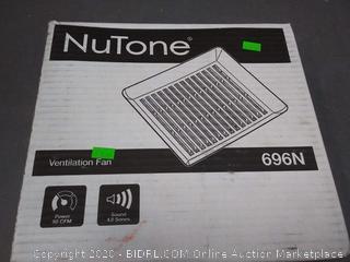 NuTone ventilation fan 696N