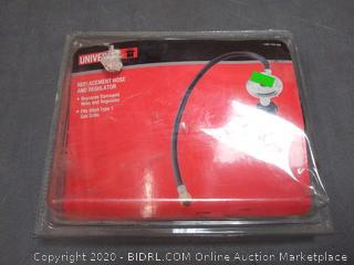 Universal replacement hose and regulator
