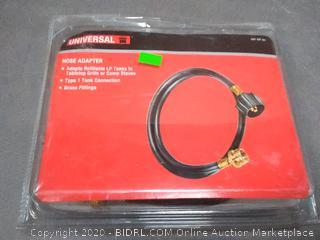 Universal hose adapter