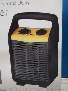 OmniHeat Heater Fan-Assisted Electric Utility(Factory Sealed) COME PREVIEW!!!!
