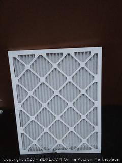 nortek AC and furnace air filters 20 x 25 x 1 pack of 6