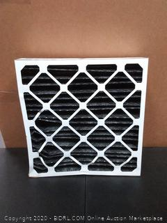 Nordic pure carbon 20 x 20 x 5 H2 pack filters