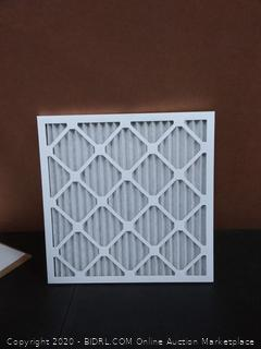 Nordic pure 18 x 18 x 1 six pack AC and furnace air filters