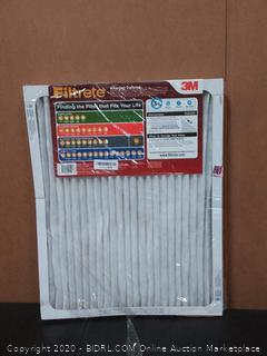 Filtrete 2-PACK-S 051141991207 3m 1-inch 1 Allergen Defense x2