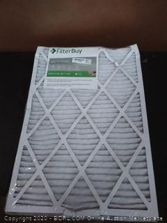 filter by 20 X 30 X 1 pack of 4 filters