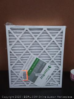 AFB silver Merv 8 20 x 23 x 1 100% filter