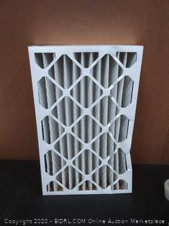 Nordic 16 x 25 x 4 AC and furnace air filters