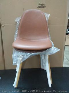 rainforest  vintage dining chair x 4